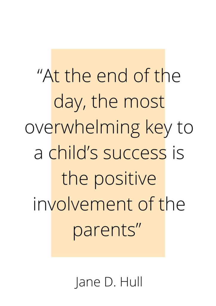 co parenting hard quotes