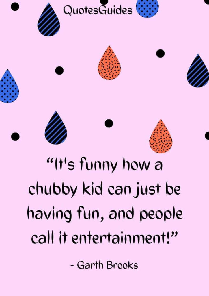 cute chubby girl quotes