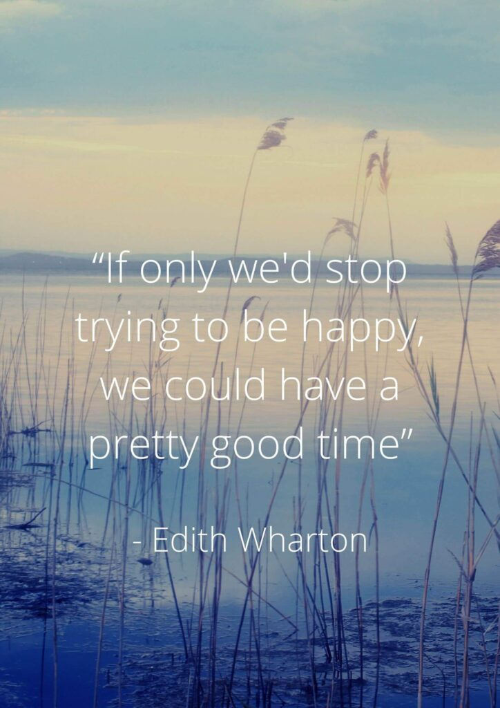 edith wharton quotes light meaning