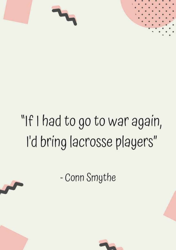 lacrosse quotes posters