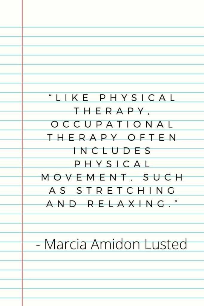 occupational therapy quotesfunny