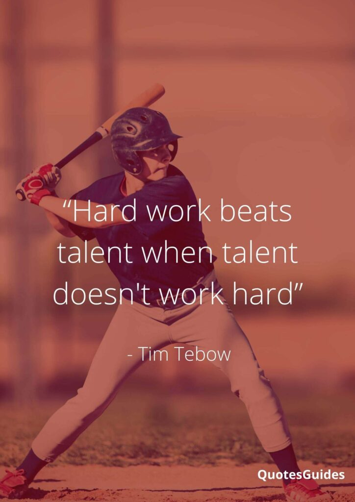 tim tebow quotes about leadership