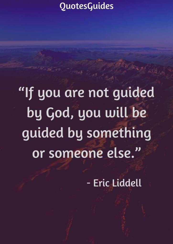 best eric liddell quotes