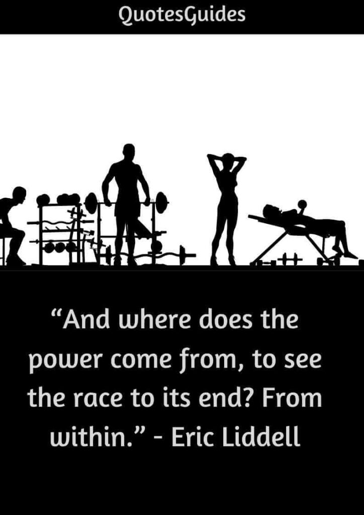 best eric liddell quotes inspirational