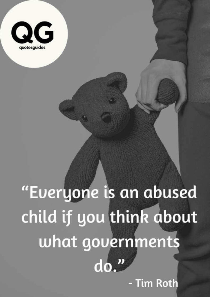 child abuse quotes and sayings