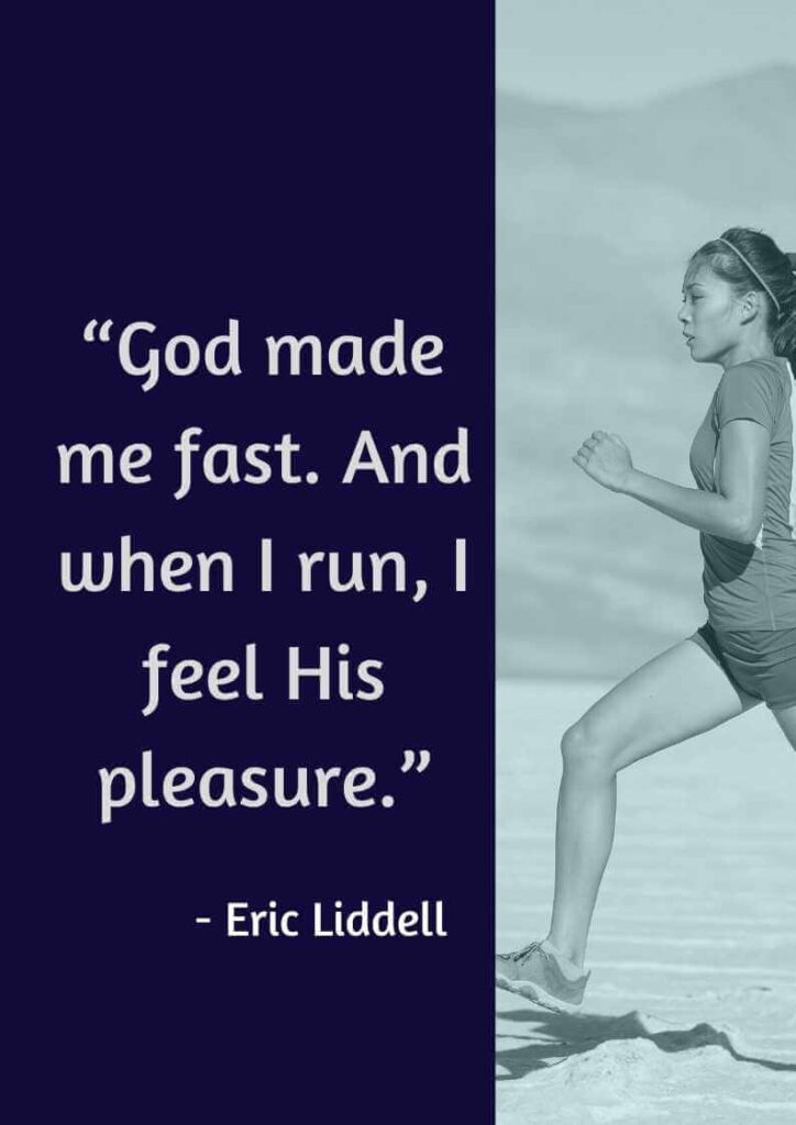 eric liddell famous quotes