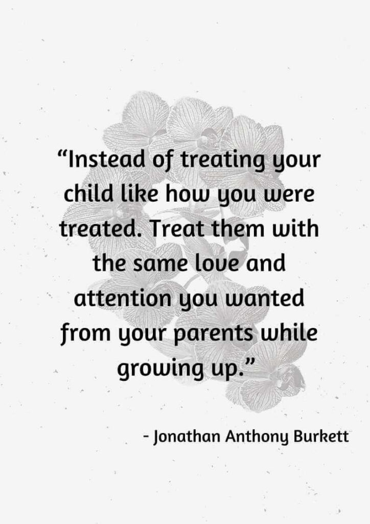 inspirational quotes about bad parents
