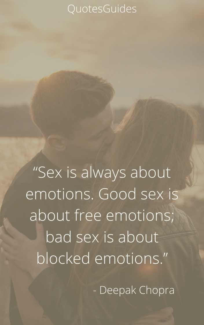 love and sexuality quotes