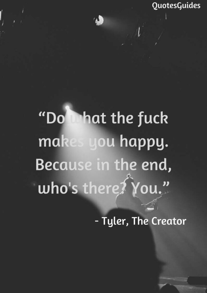 tyler the creator quotes love