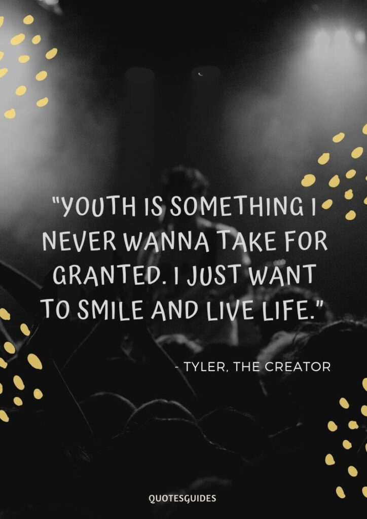 tyler the creator quotes short