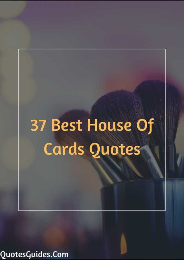 House Of Cards Quotes images