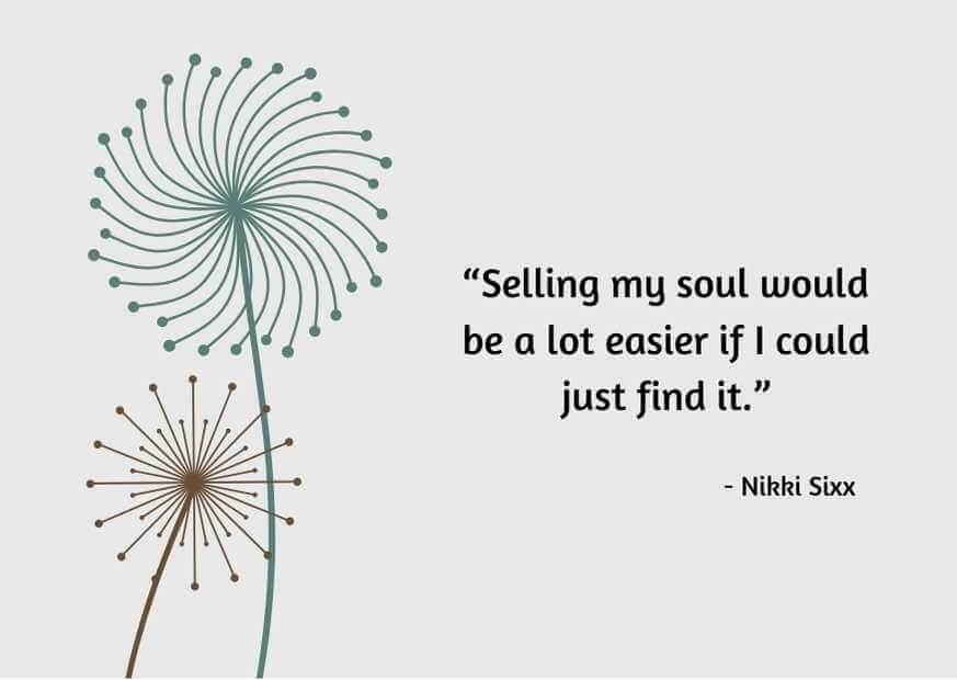 consequences of selling your soul