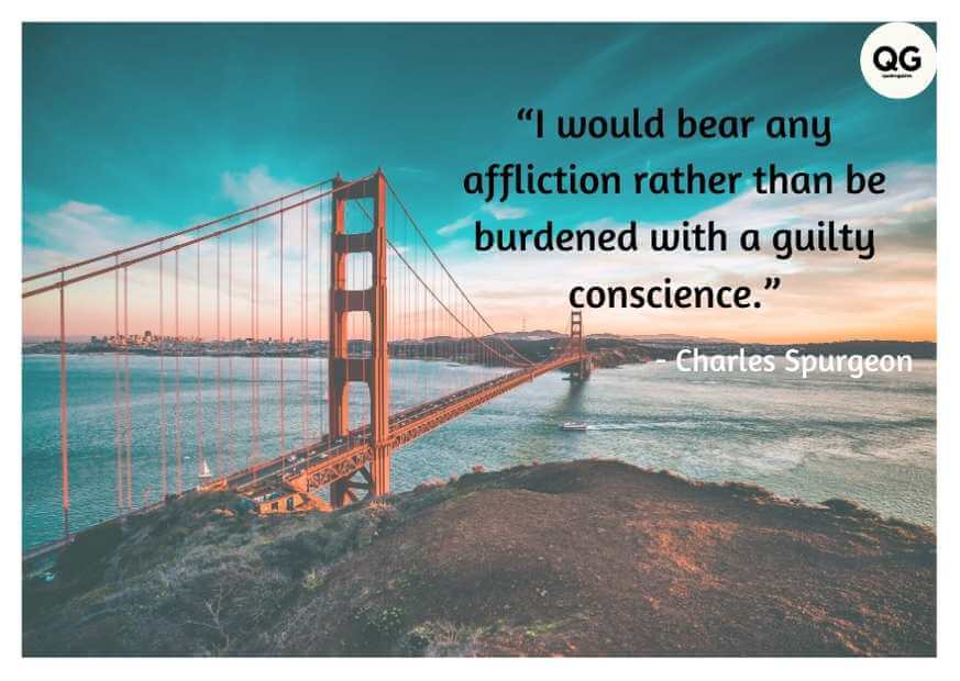 guilty conscience quotes images