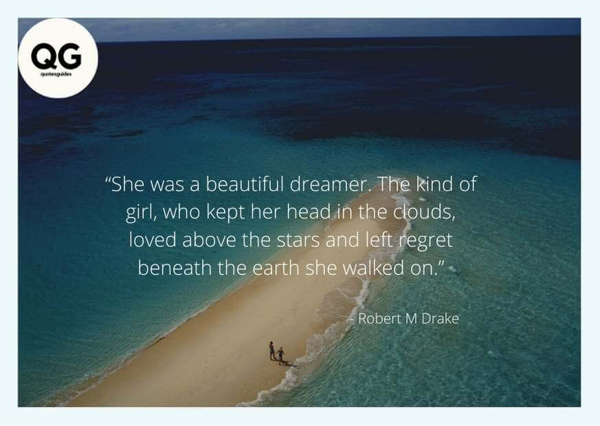 i have my head in the clouds quotes