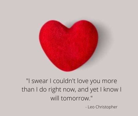 i wish you knew how much i love you quotes
