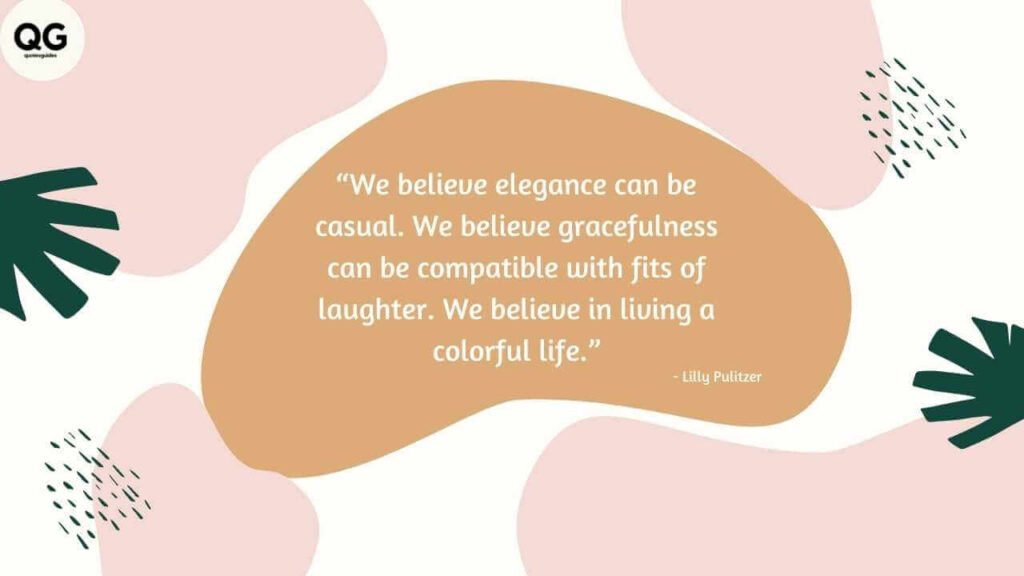 lilly pulitzer quotes for girls