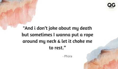 phora quotes about life