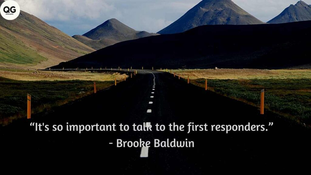 positive quotes for first responders