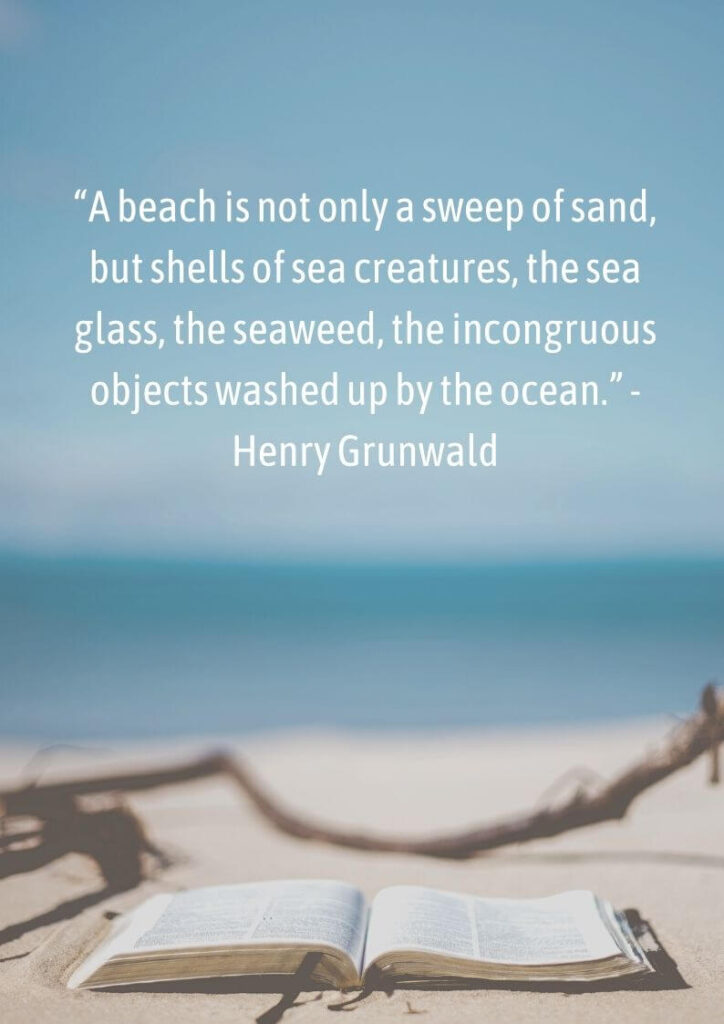crystal clear water quotes
