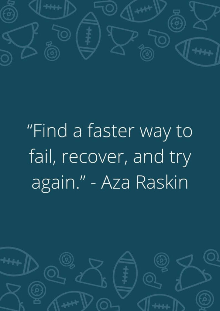 quotes about trying again after failing