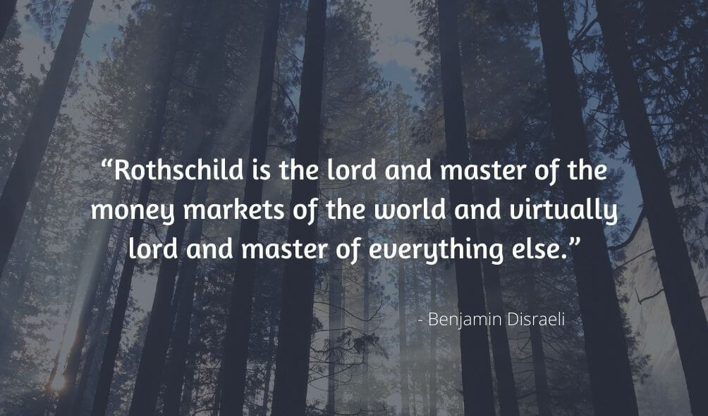 rothschild quotes on banking