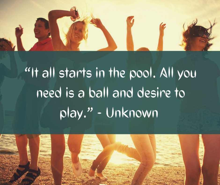 water polo inspirational quotes