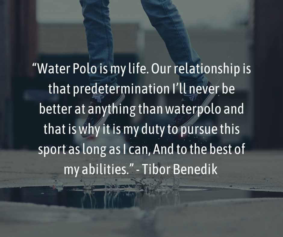water polo quotes funny