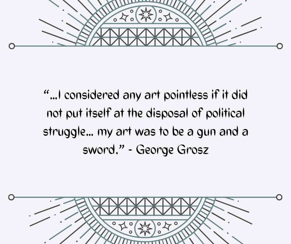 best art and politics quotes of all time