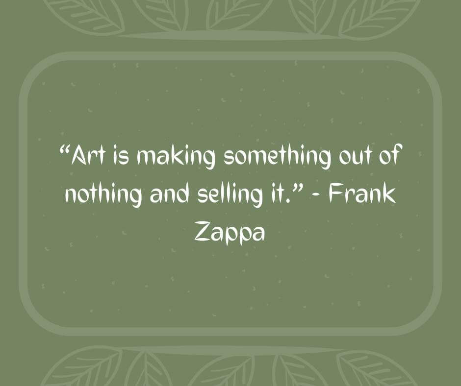 best art collecting quotes of all time