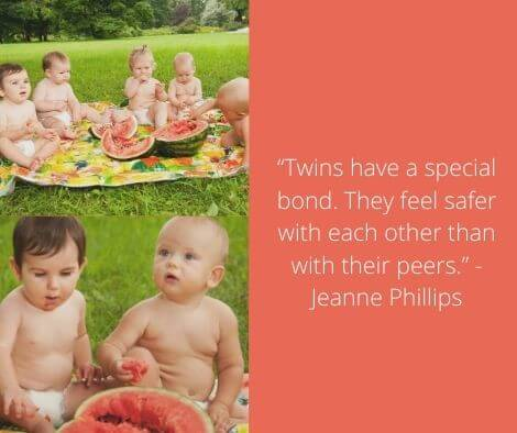 best blessed with twins quotes