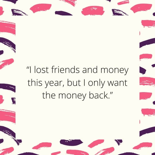 best gangster quotes about money