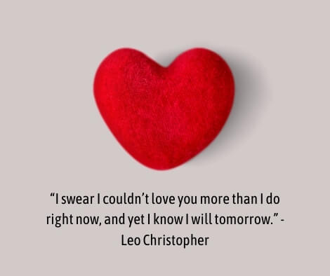 best journey of love quotes