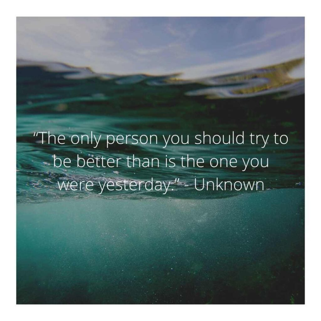 better than yesterday quotes