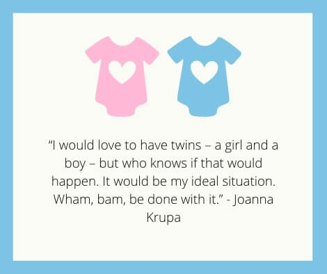 blessed with twins quotes