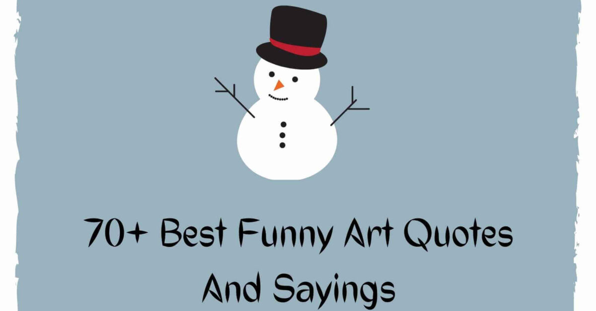funny art quotes images