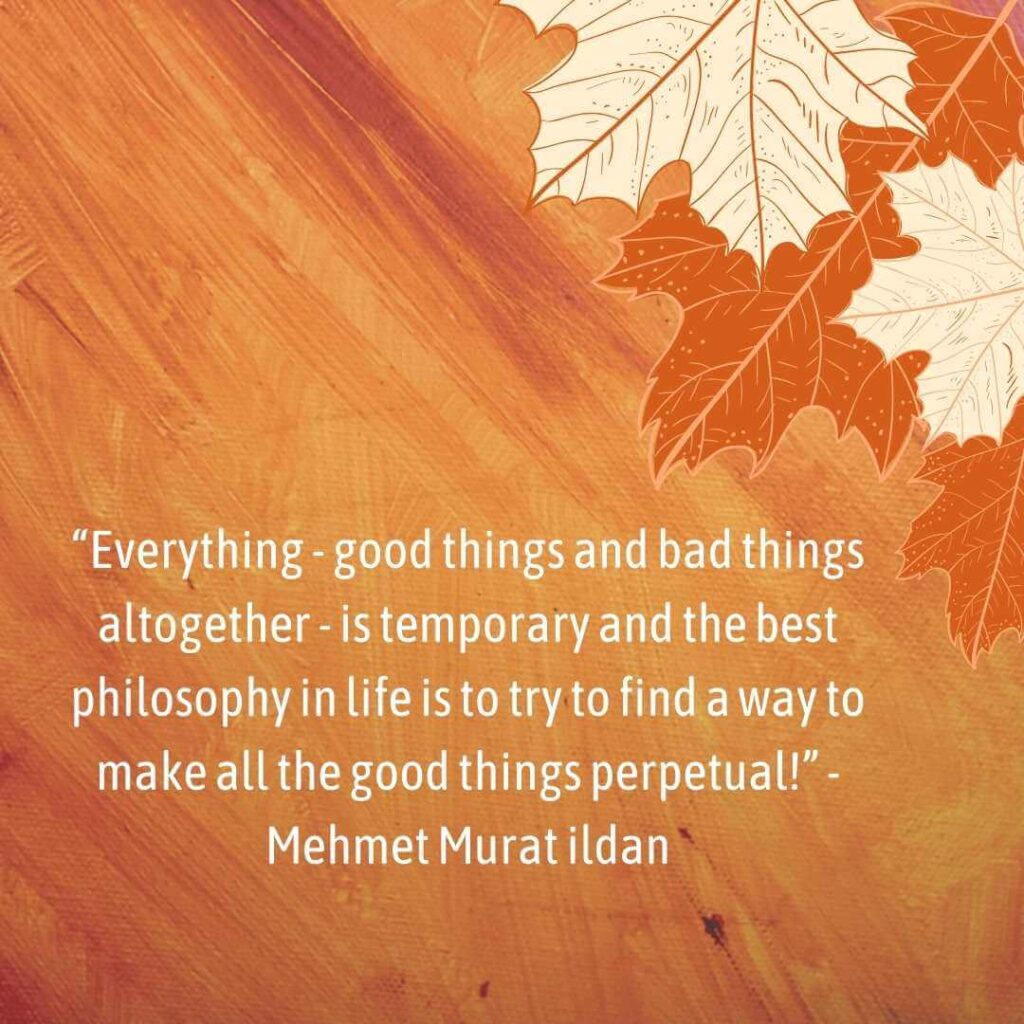 good things in life quotes