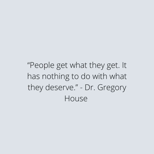 gregory house famous quotes