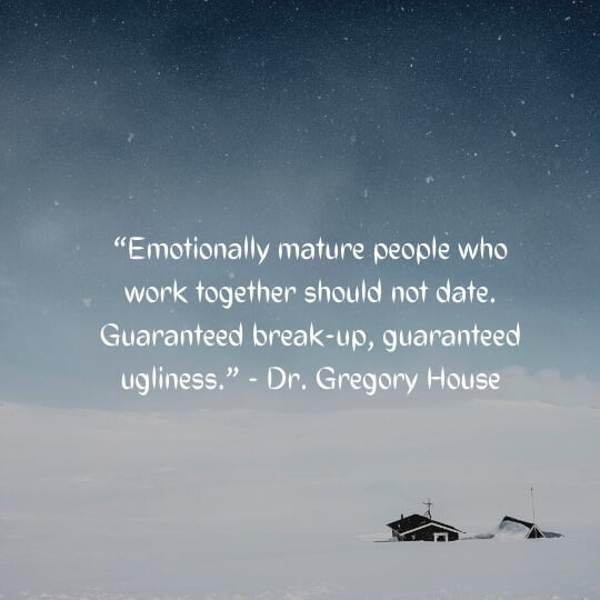 house m.d. quotes on god