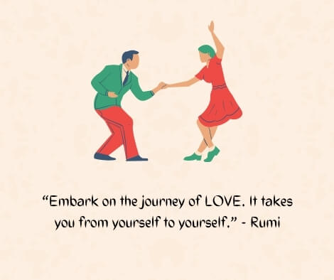 journey to self love quotes