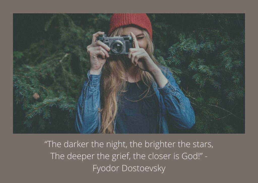 night photography quotes
