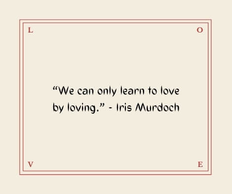 our journey of love quotes