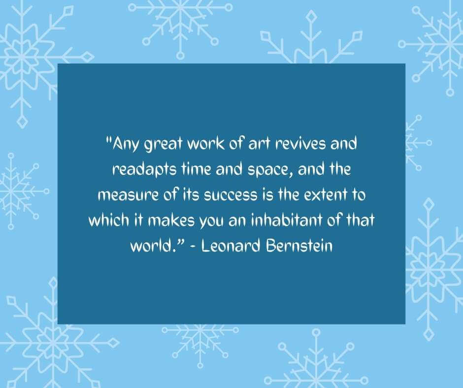 quotes about art and time