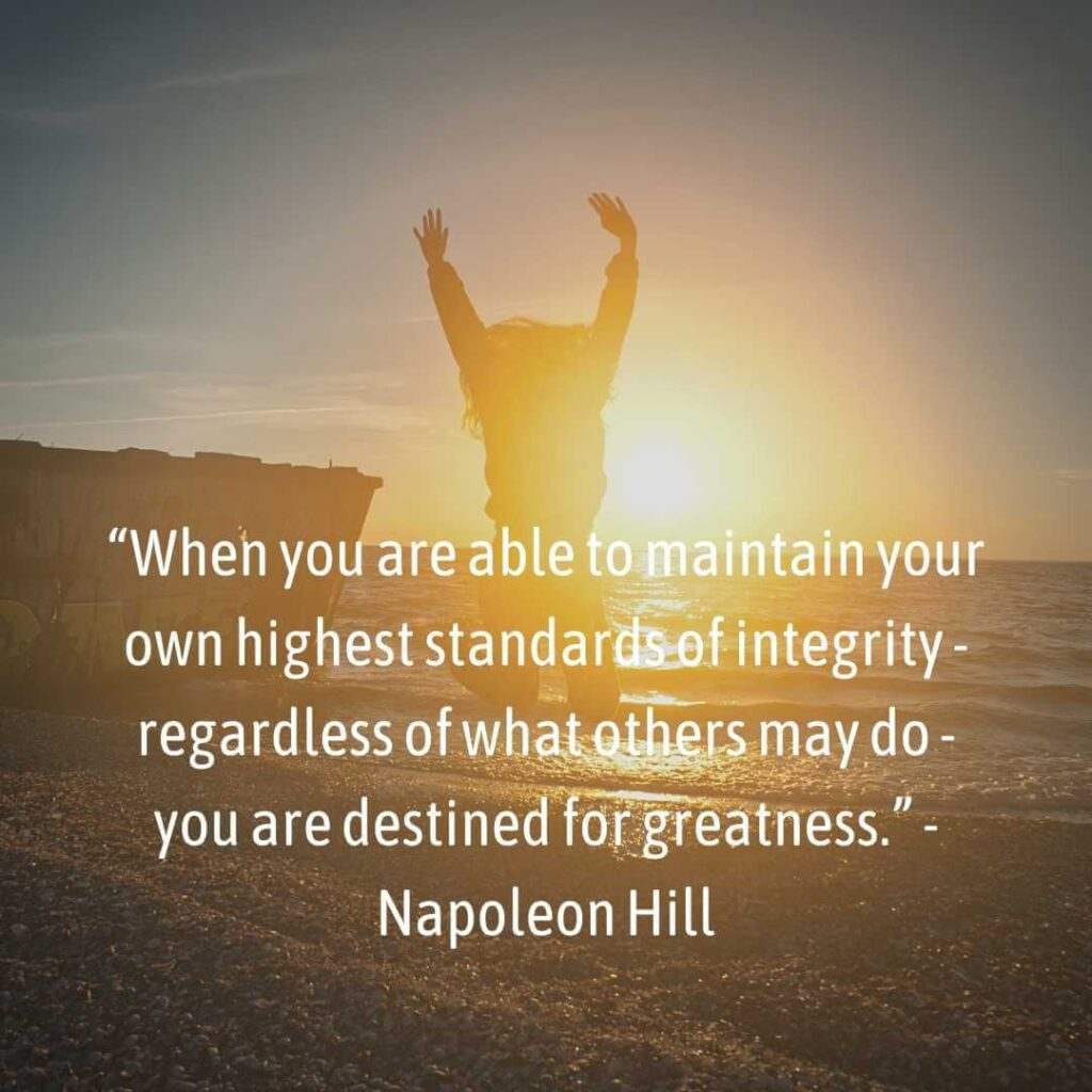 quotes about being around greatness