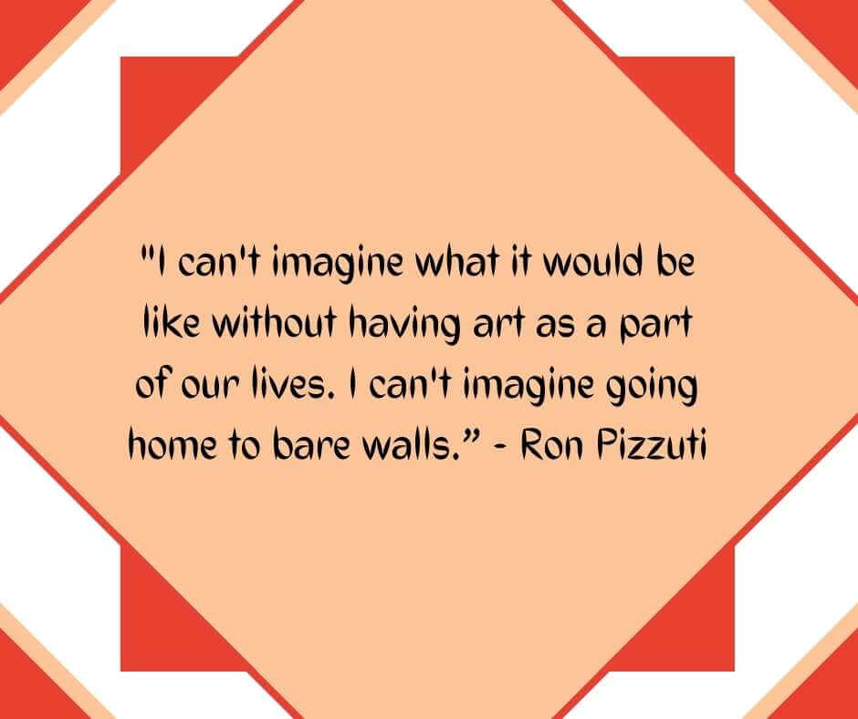 quotes about the purpose of art
