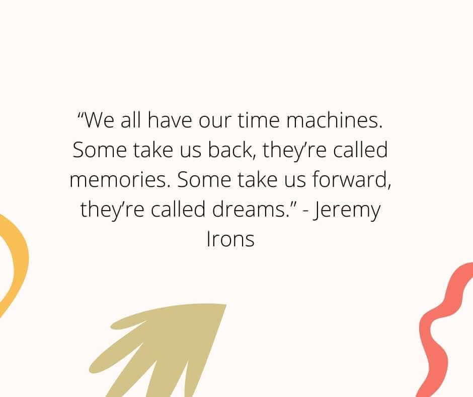 sci fi quotes about time for all