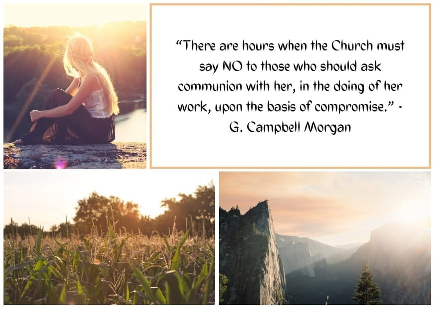 spiritual compromise quotes images