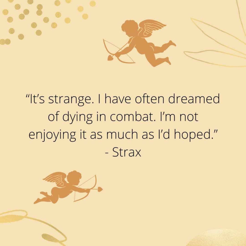strax quotes doctor who