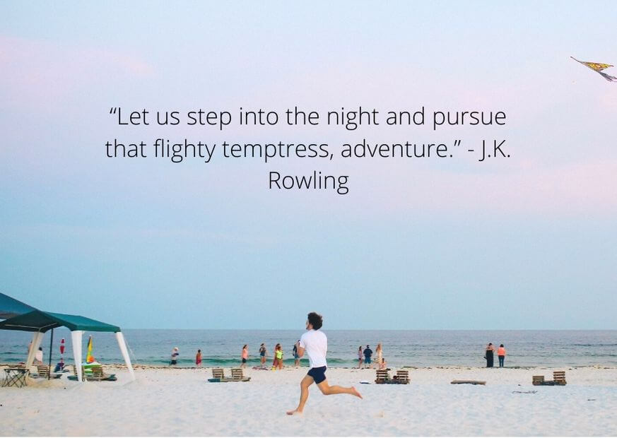 adventure quotes for kids and family
