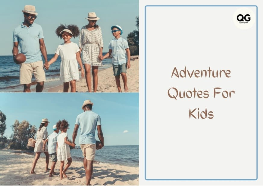 adventure quotes for kids images