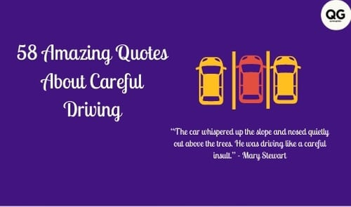 careful driving quotes